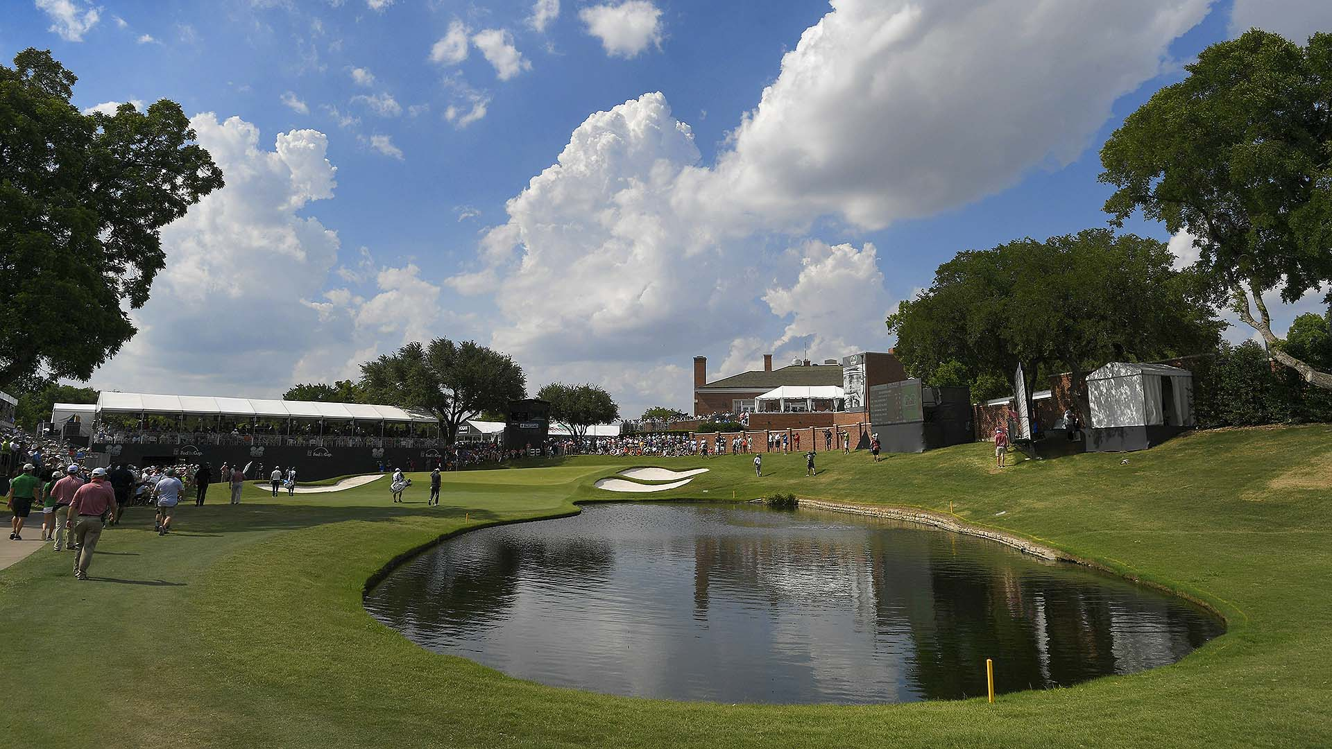 Show goes on at Colonial Country Club with Charles Schwab as sponsor - Golf Channel