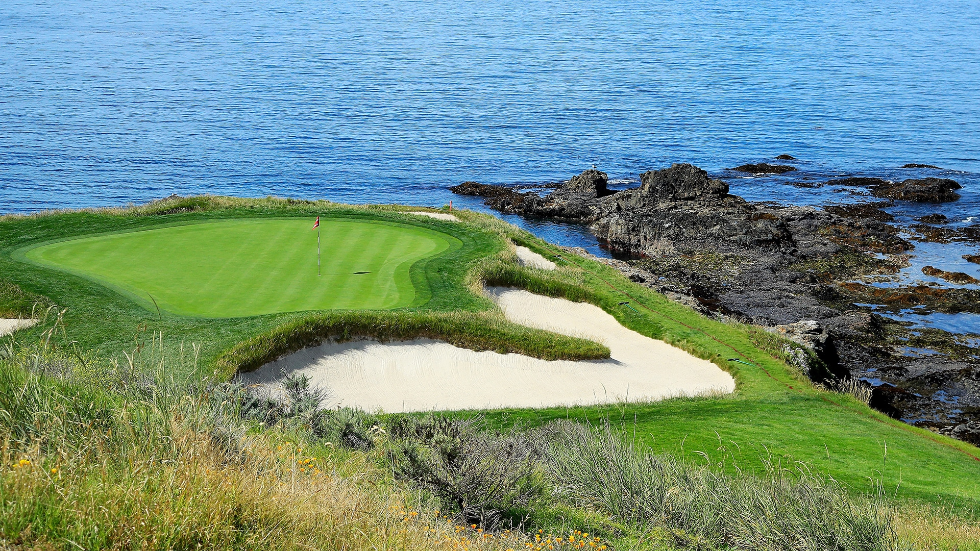 ideal weather week on tap for 2019 u s  open