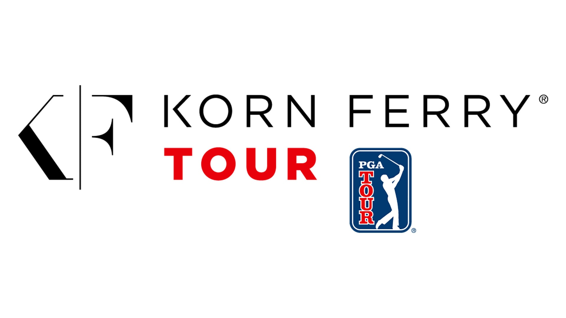New Korn Ferry Tour logo