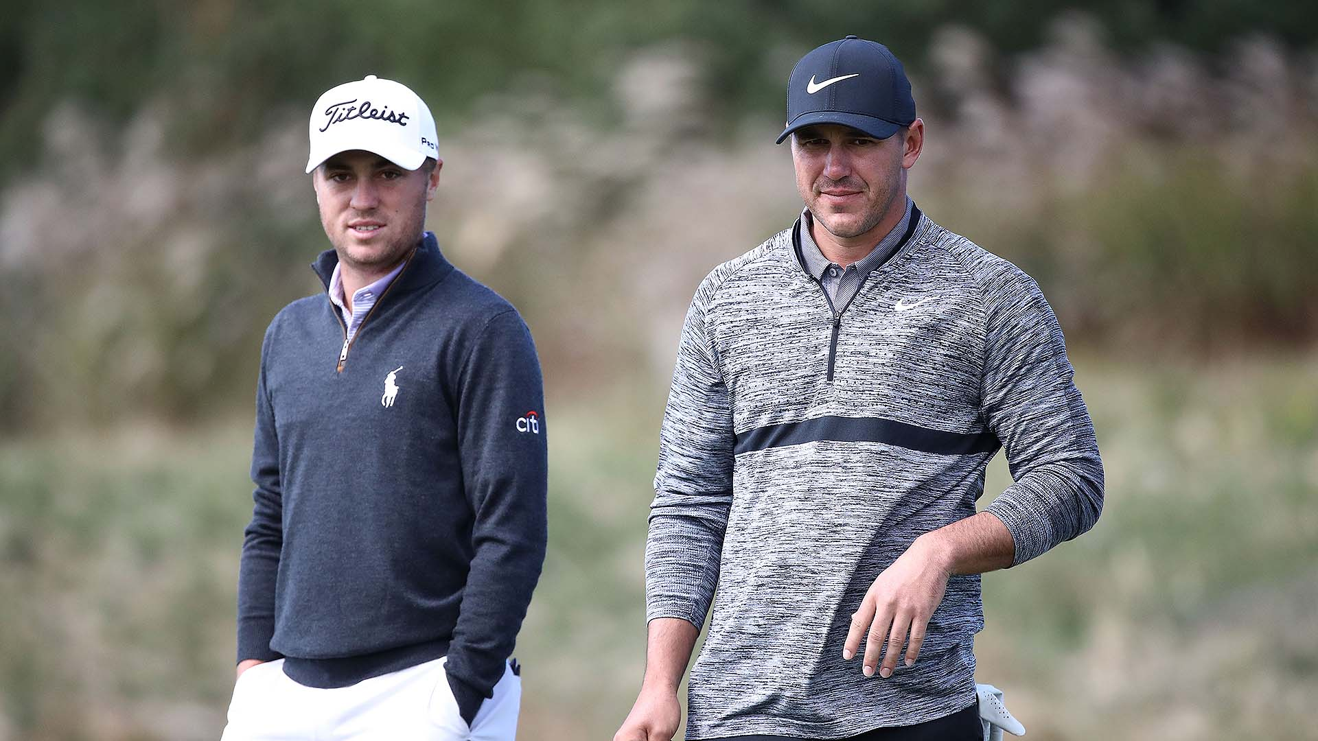 Brooks Koepka, Justin Thomas open PGA Championship week as betting  co-favorites | Golf Channel