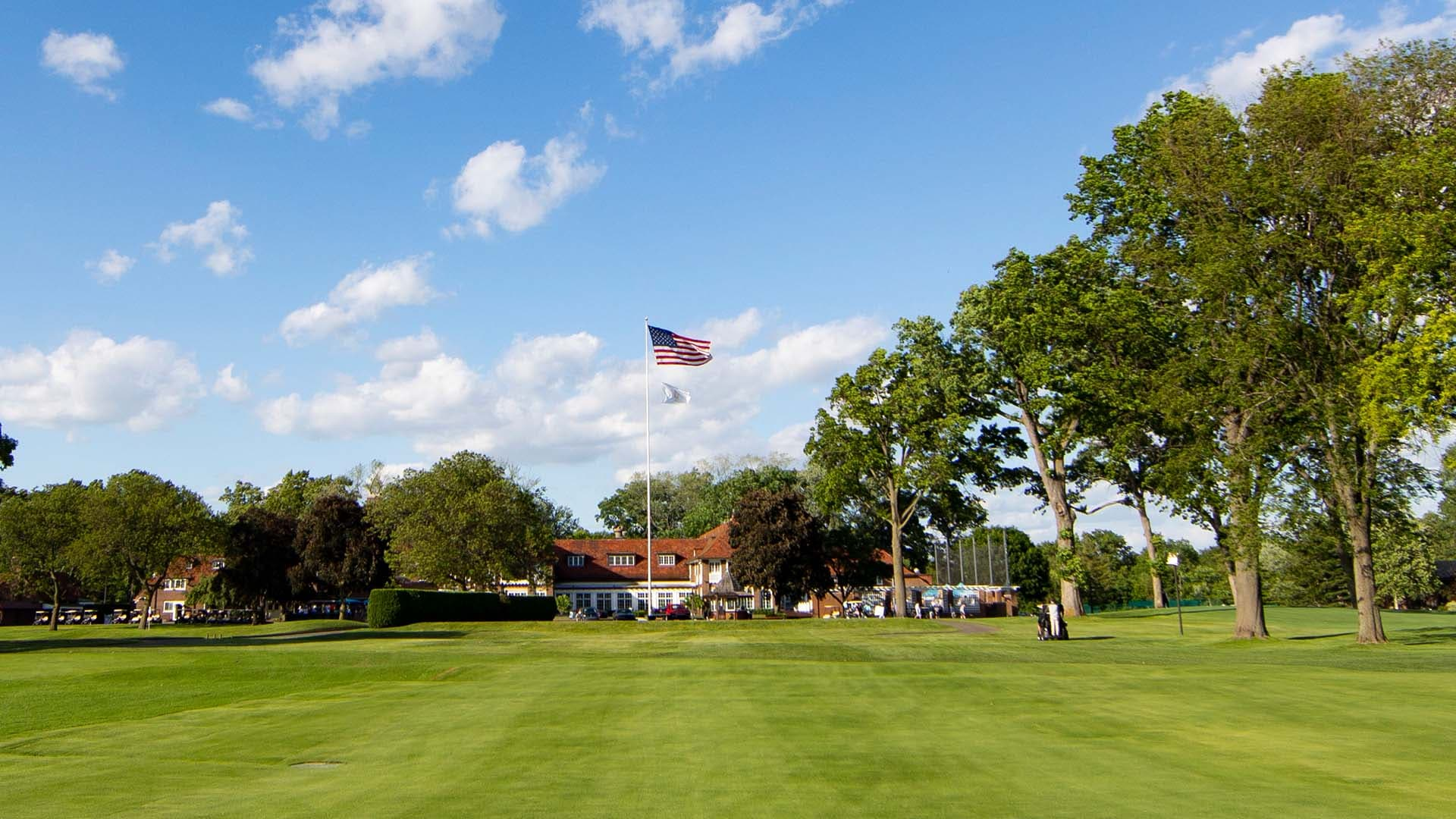 Men's golf tour comes to Detroit this weekend