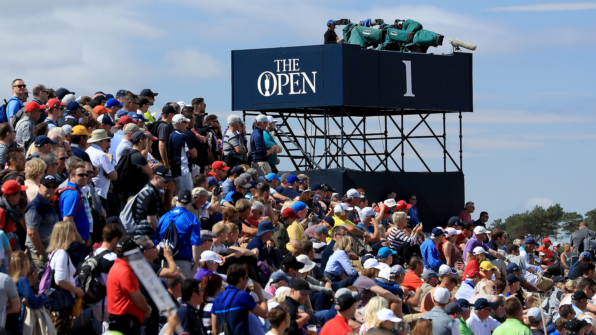 How to Watch the 2019 British Open on TV and Online
