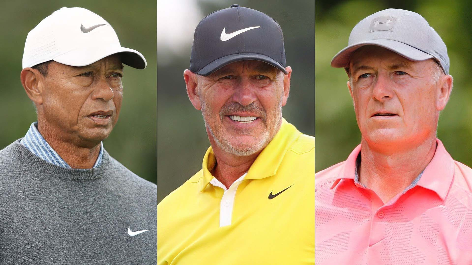 Your favorite PGA Tour players as old guys via the Face App   Golf
