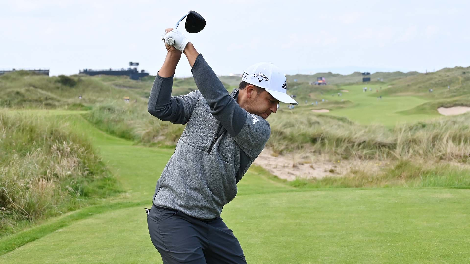 2019 british open  xander schauffele becomes first to fail