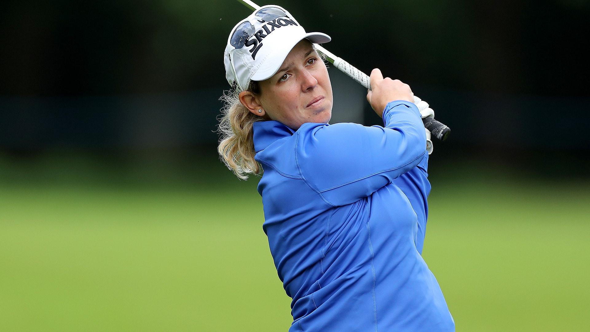 LPGA Tour: Danielle Kang one ahead at Tournament of