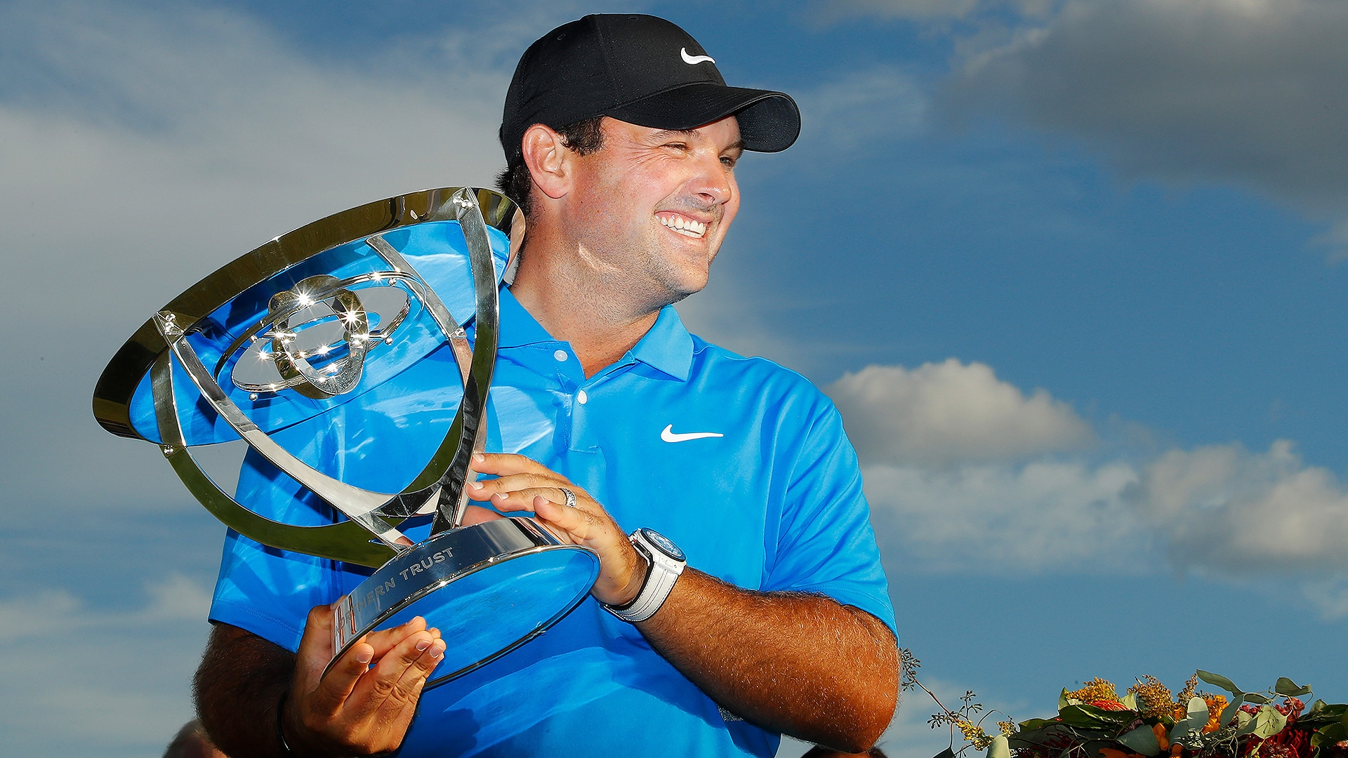 In His Signature Style Patrick Reed Grinds Out A Northern Trust Win
