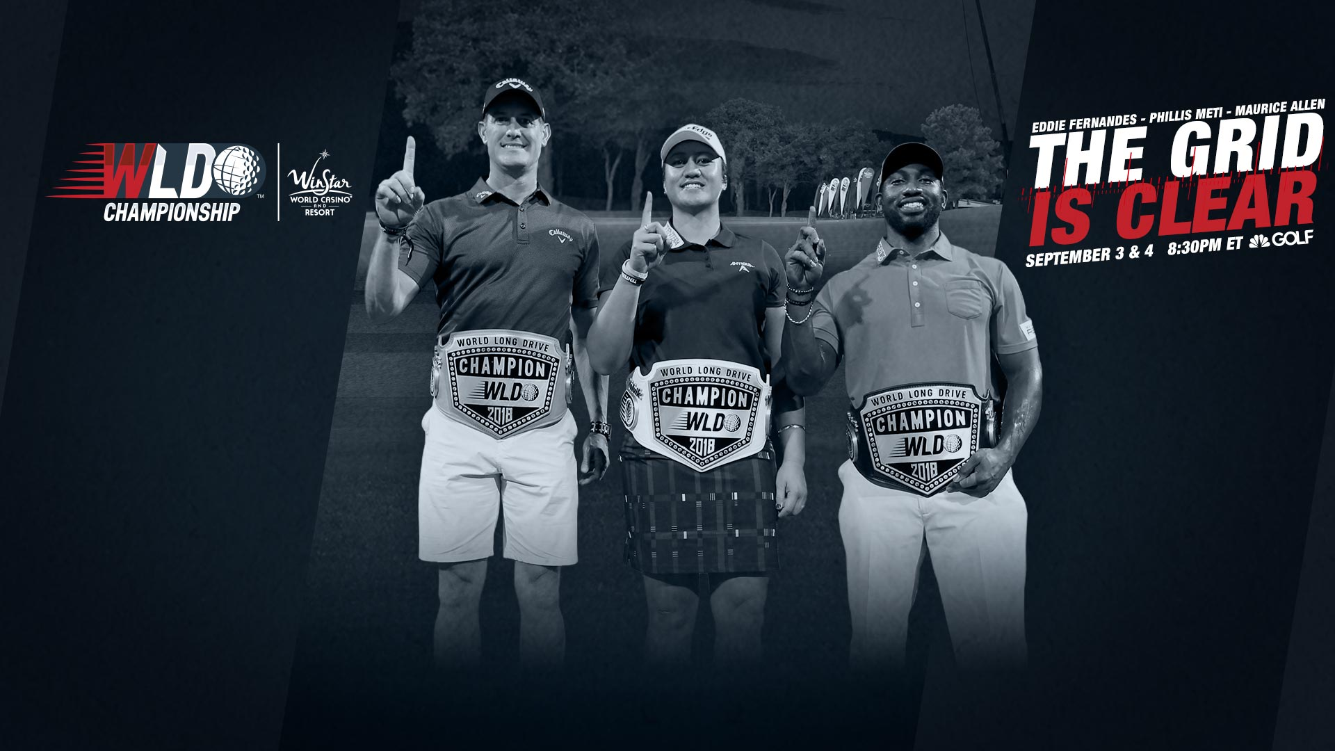 world long drive 2019 championship