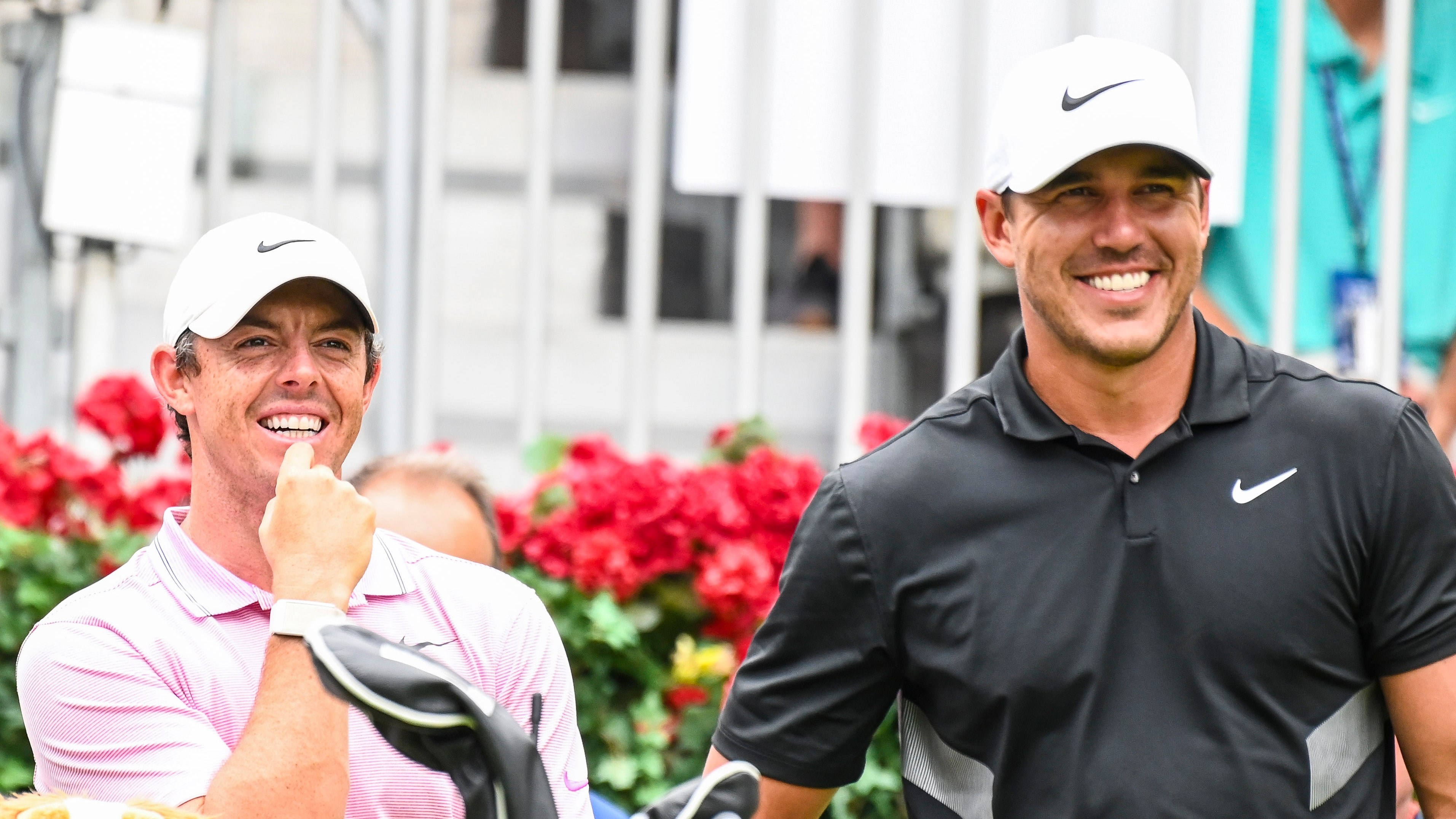 Brooks Koepka downplays notion of 'rivalry' with Rory McIlroy