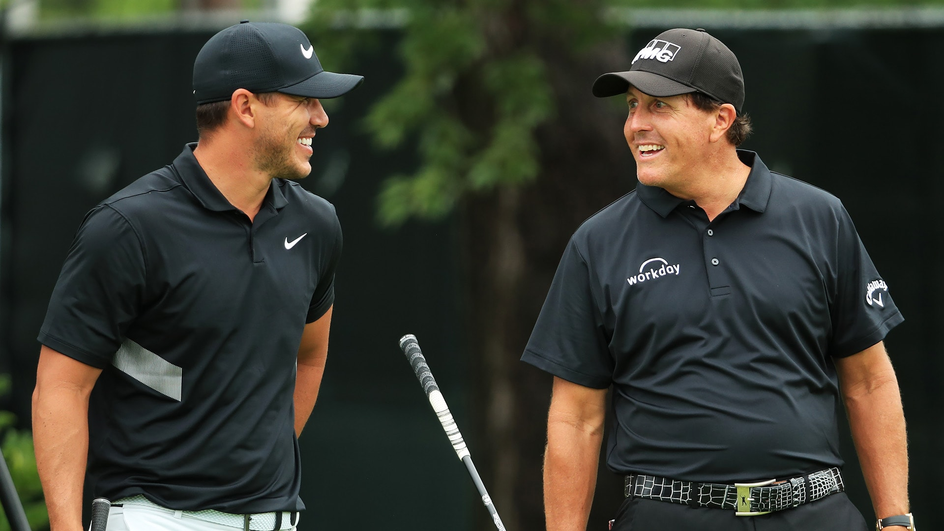 Koepka, Mickelson commit to Shriners Hospitals for Children