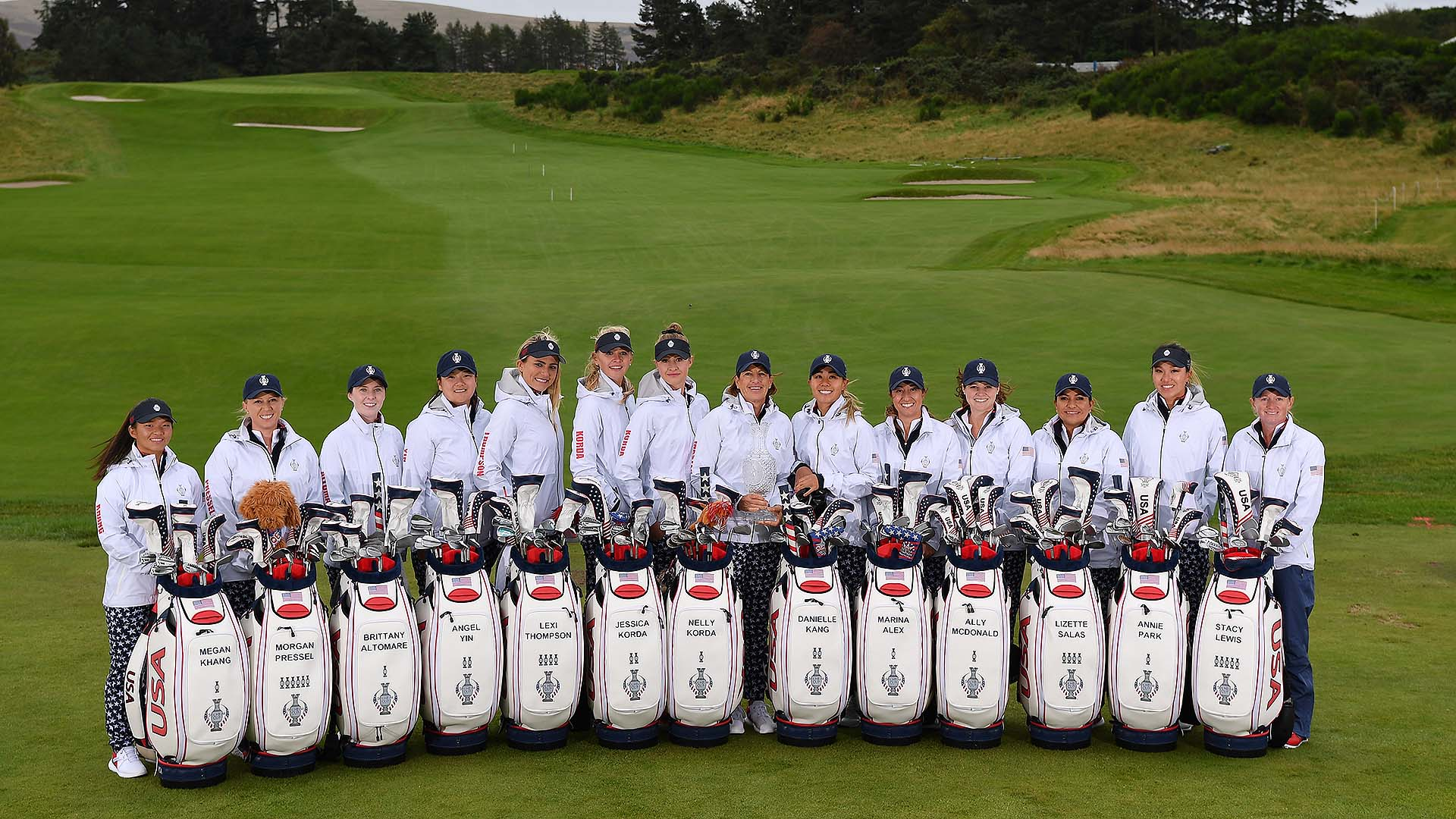 2019 Solheim Cup capsules: Meet the American team | Golf Channel