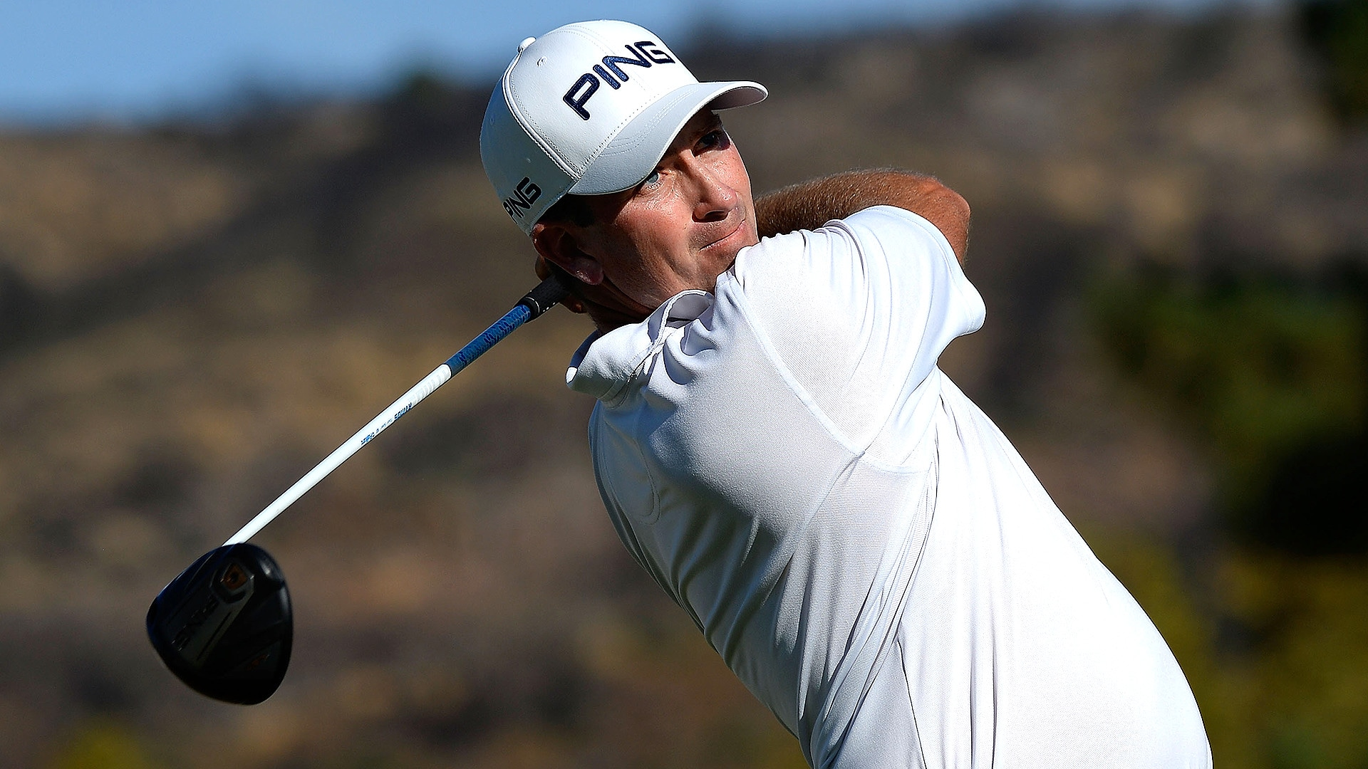 pga tour working out driver