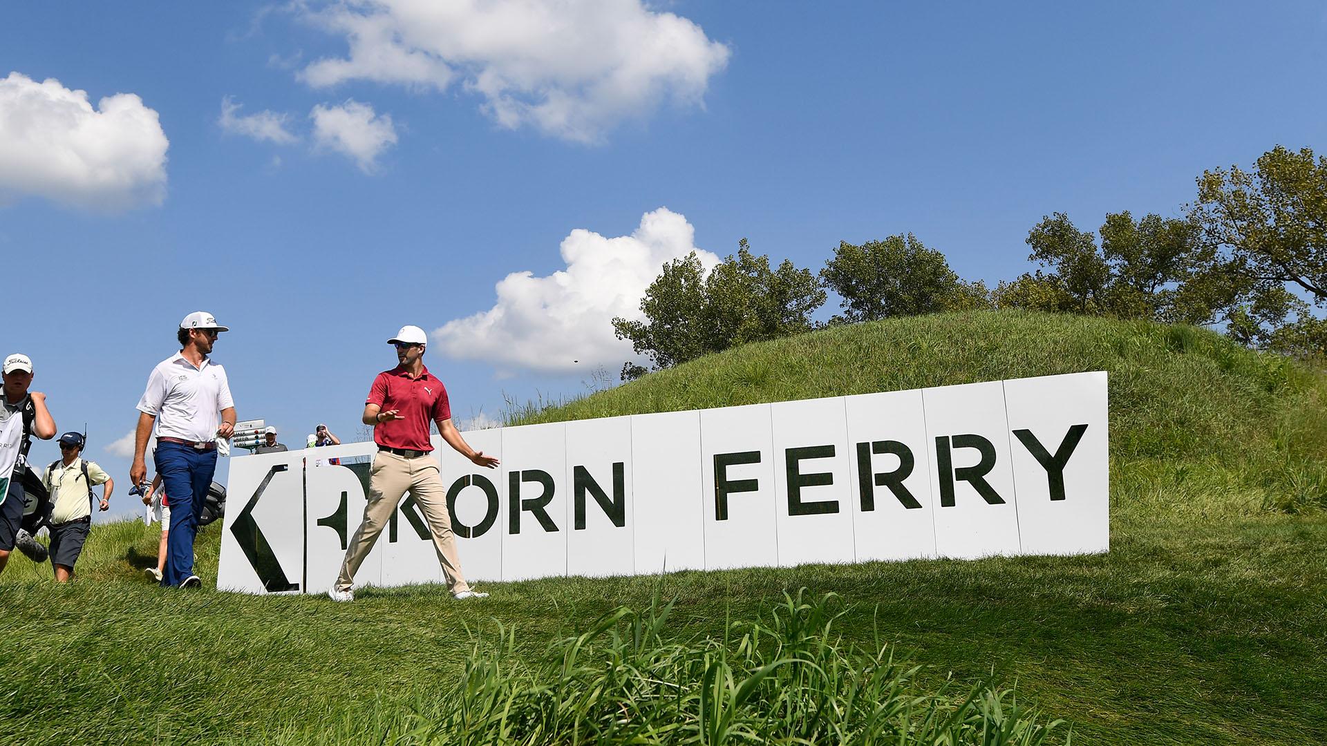 Pga Show 2020.Korn Ferry Tour Announces 2020 Schedule Golf Channel