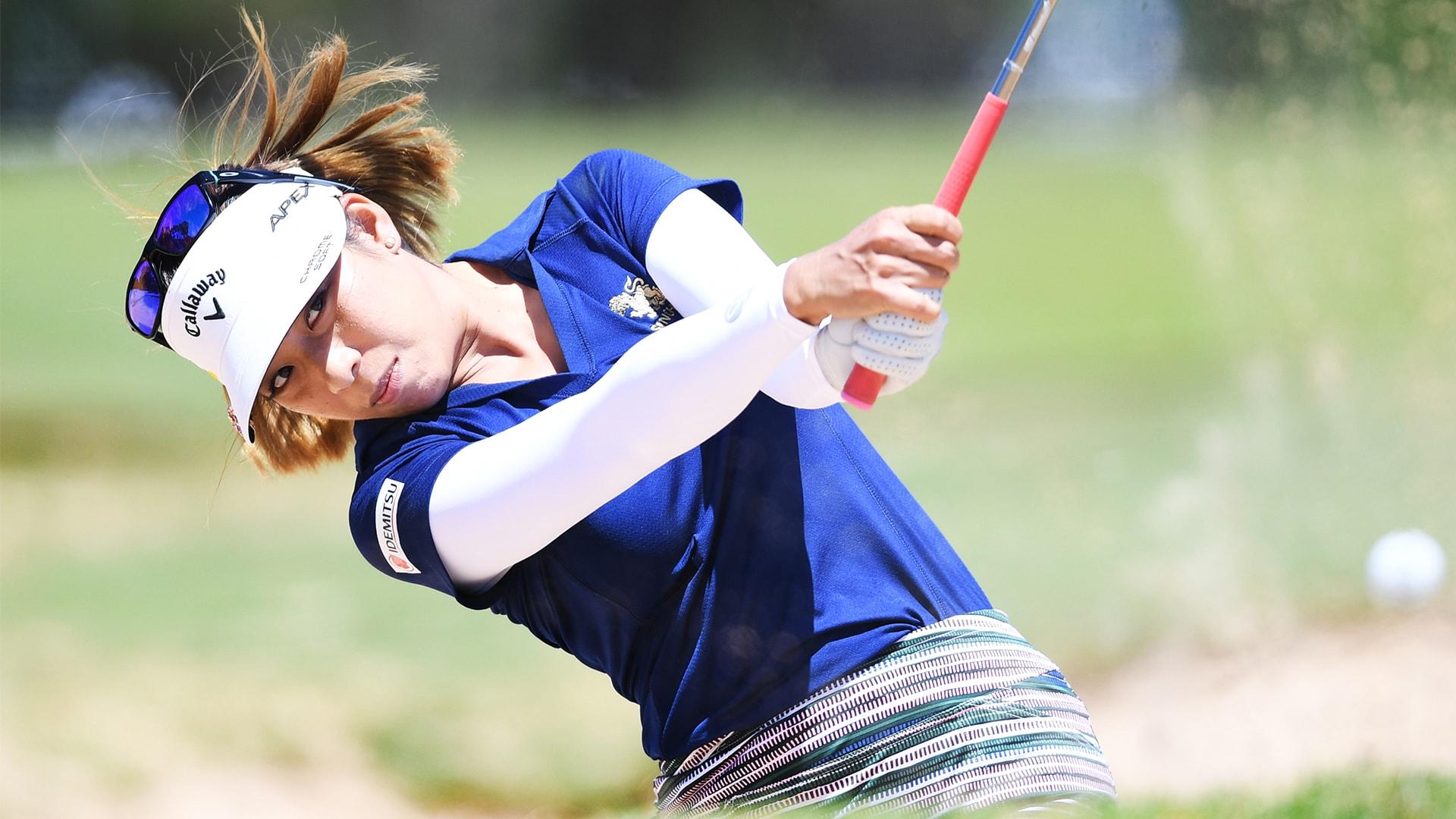 Prima Thammaraks vaults into lead at LPGA Q-School with third consecutive  68 | Golf Channel