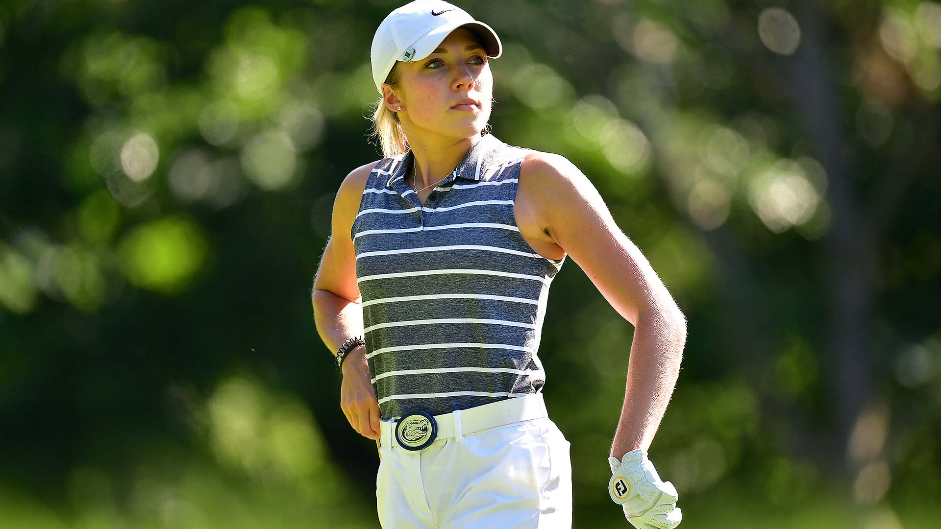 Lpga Money List 2020.Spotlight On College Stars Battling For Tour Cards At Lpga Q