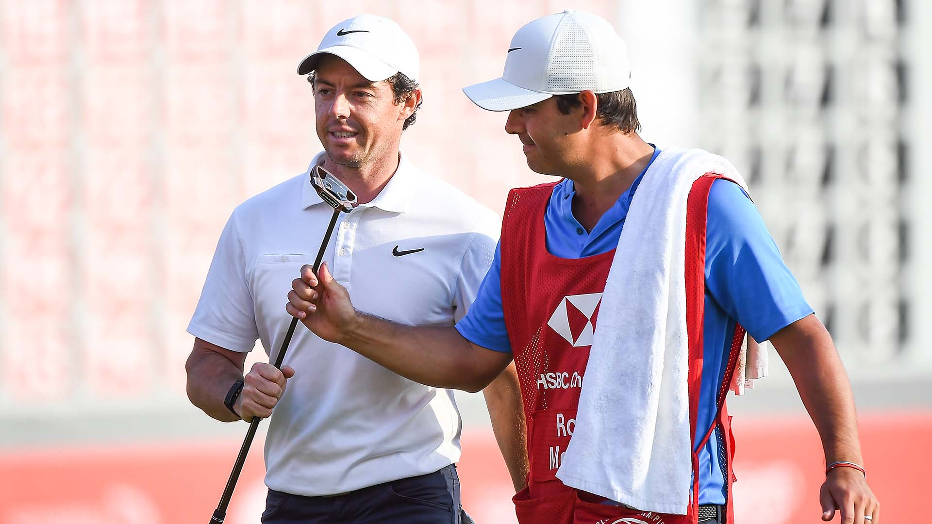 What S In The Bag Wgc Hsbc Champions Winner Rory Mcilroy Golf Channel