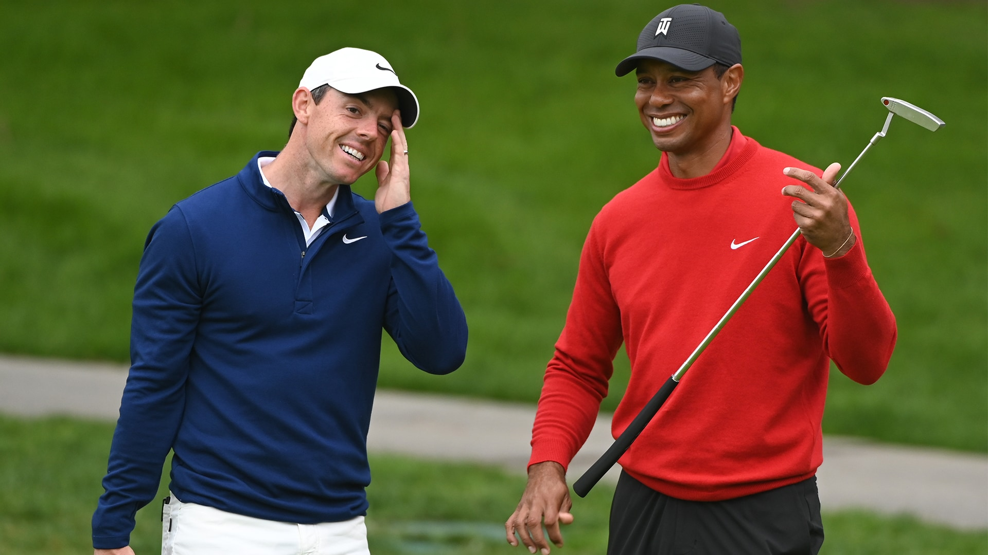 2021 Masters: Tiger Woods' trophy case shows Rory McIlroy why majors are  what matter