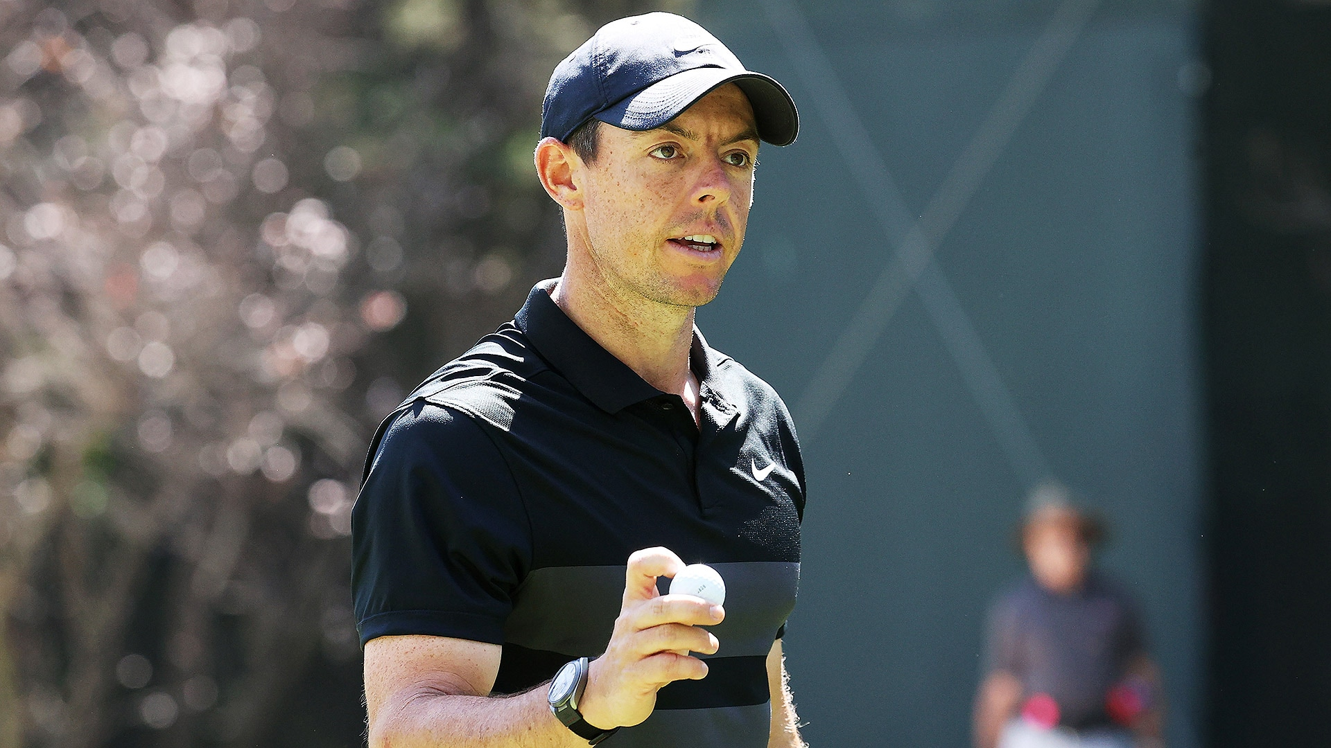 Leader Rory McIlroy a man of words and a man of action ...