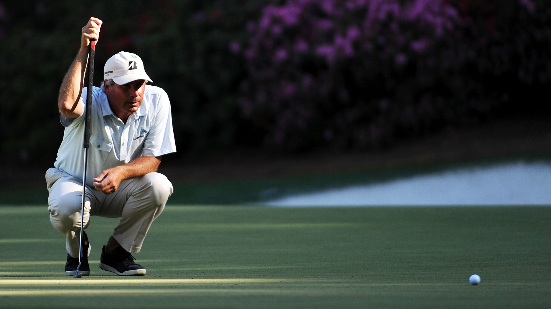 Remember when Fred Couples almost won the Masters in tennis shoes? | Golf  Channel