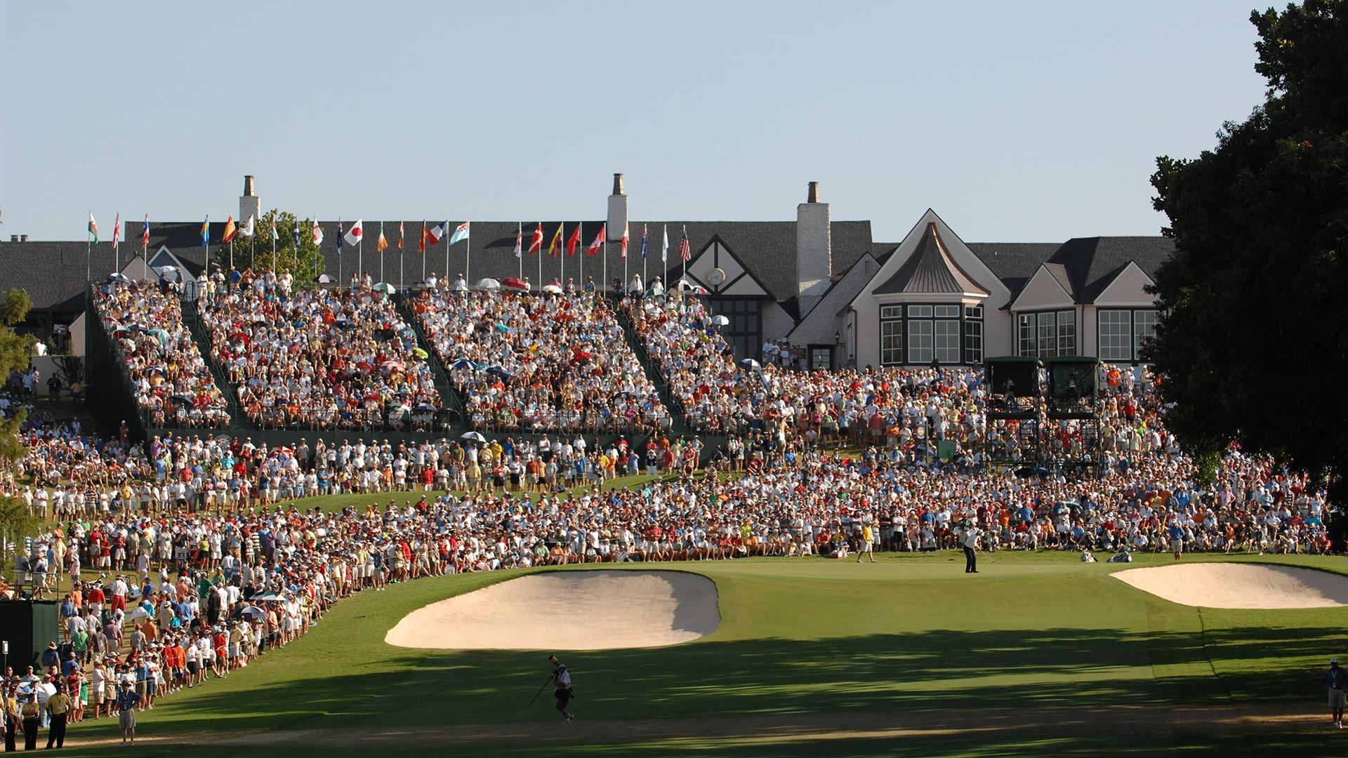 PGA awards 2022 PGA Championship to Southern Hills, replacing Trump Bedminster | Golf Channel