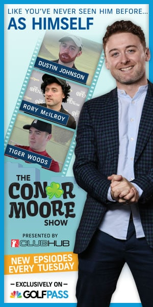 Conor Moore Show: Every Tuesday New Ep