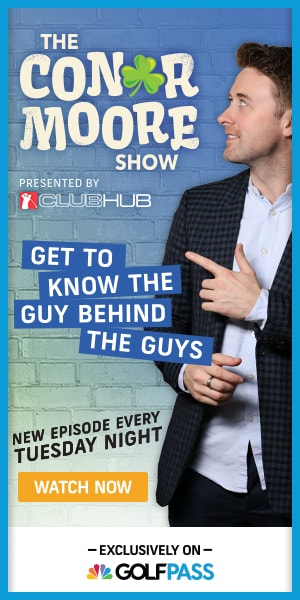 The Conor Moore Show - Get to know the guy behind the guys