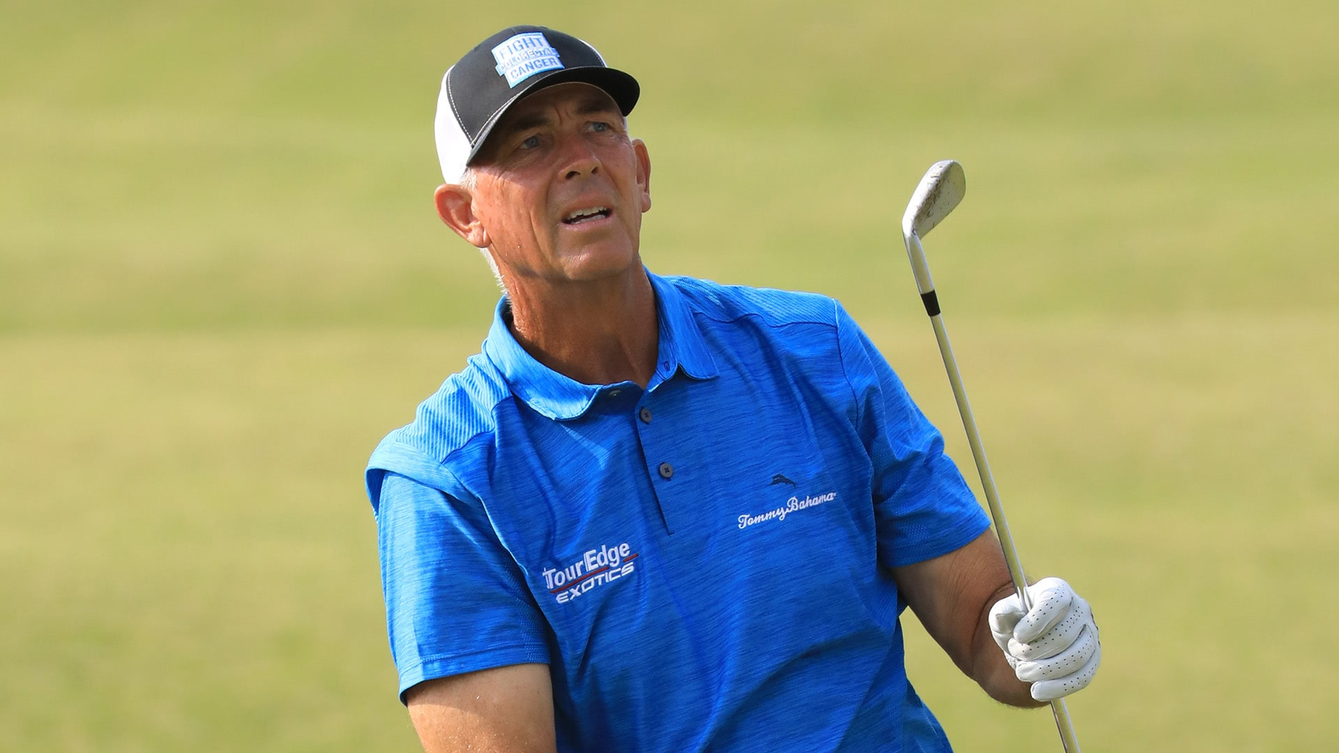 After moment of silence, Tom Lehman condemns injustice in no ...