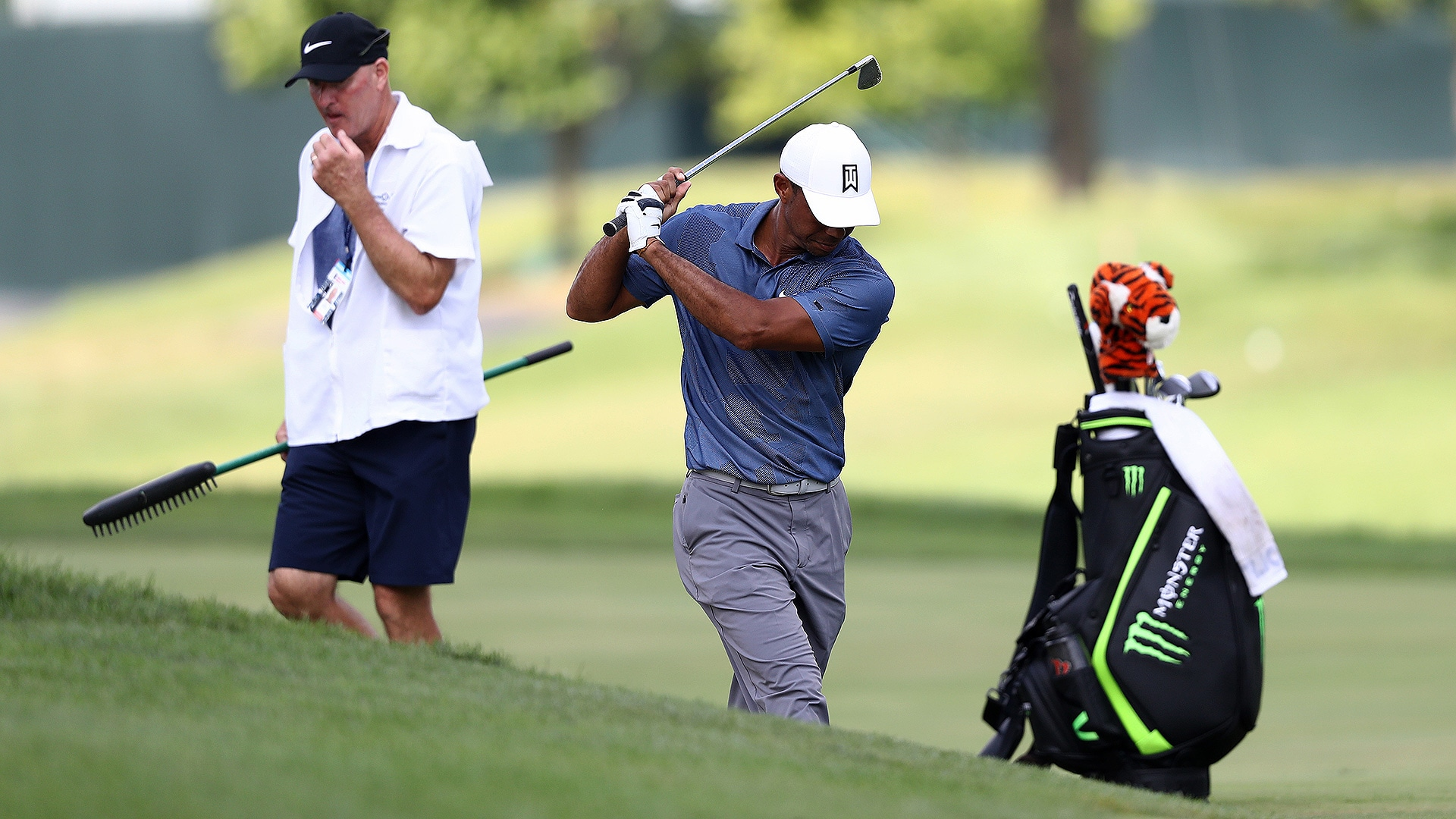 TT Postscript: Tiger Woods struggles with swing and body in second-round 76   Golf Channel