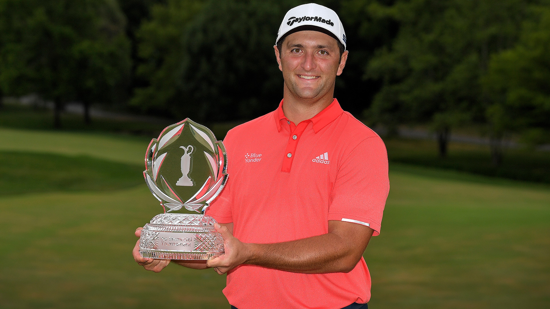 Memorial Tournament: Jon Rahm