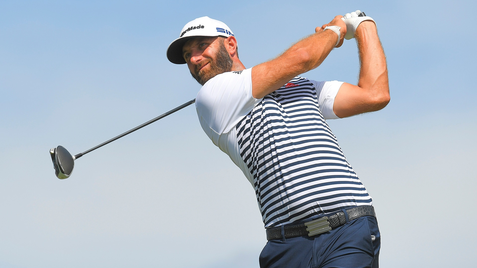 Dustin Johnson (back) withdraws after opening 78 at 3M Open | Golf ...