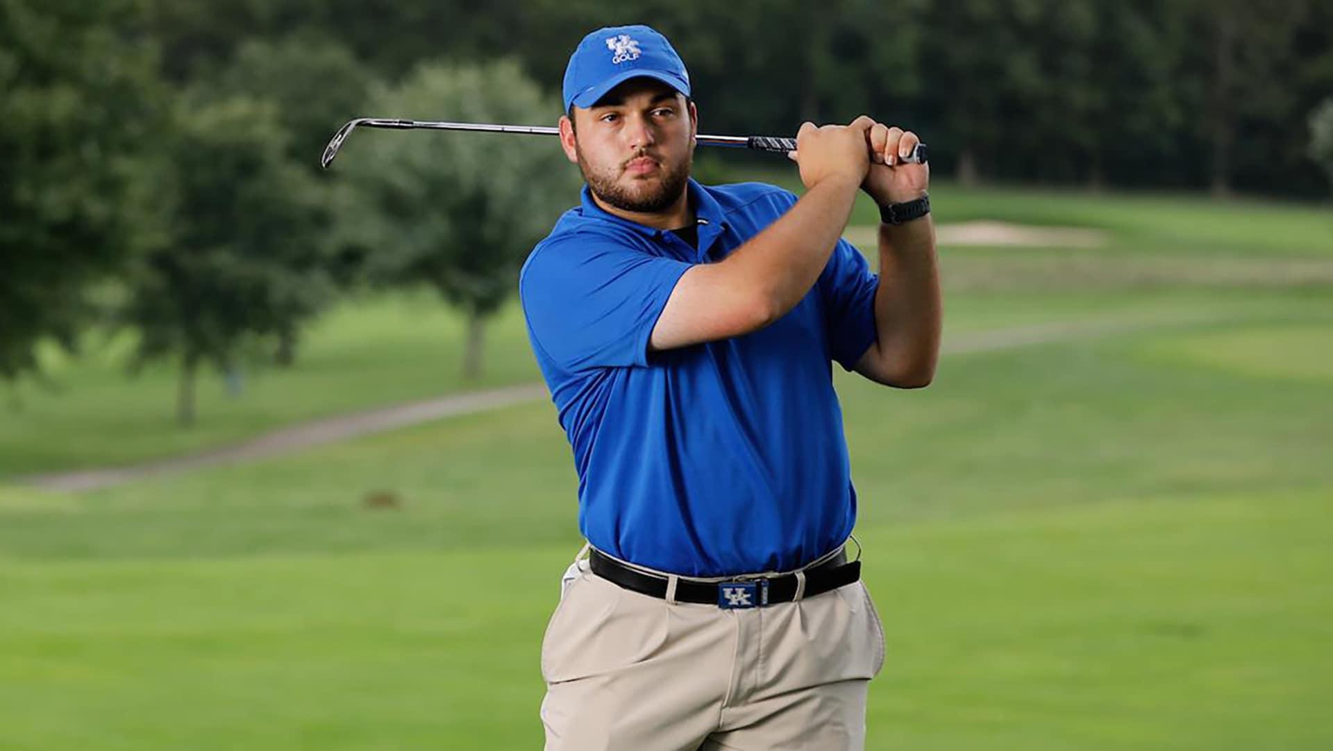 Kentucky Golfer Cullan Brown 20 Dies After Cancer Battle Golf Channel