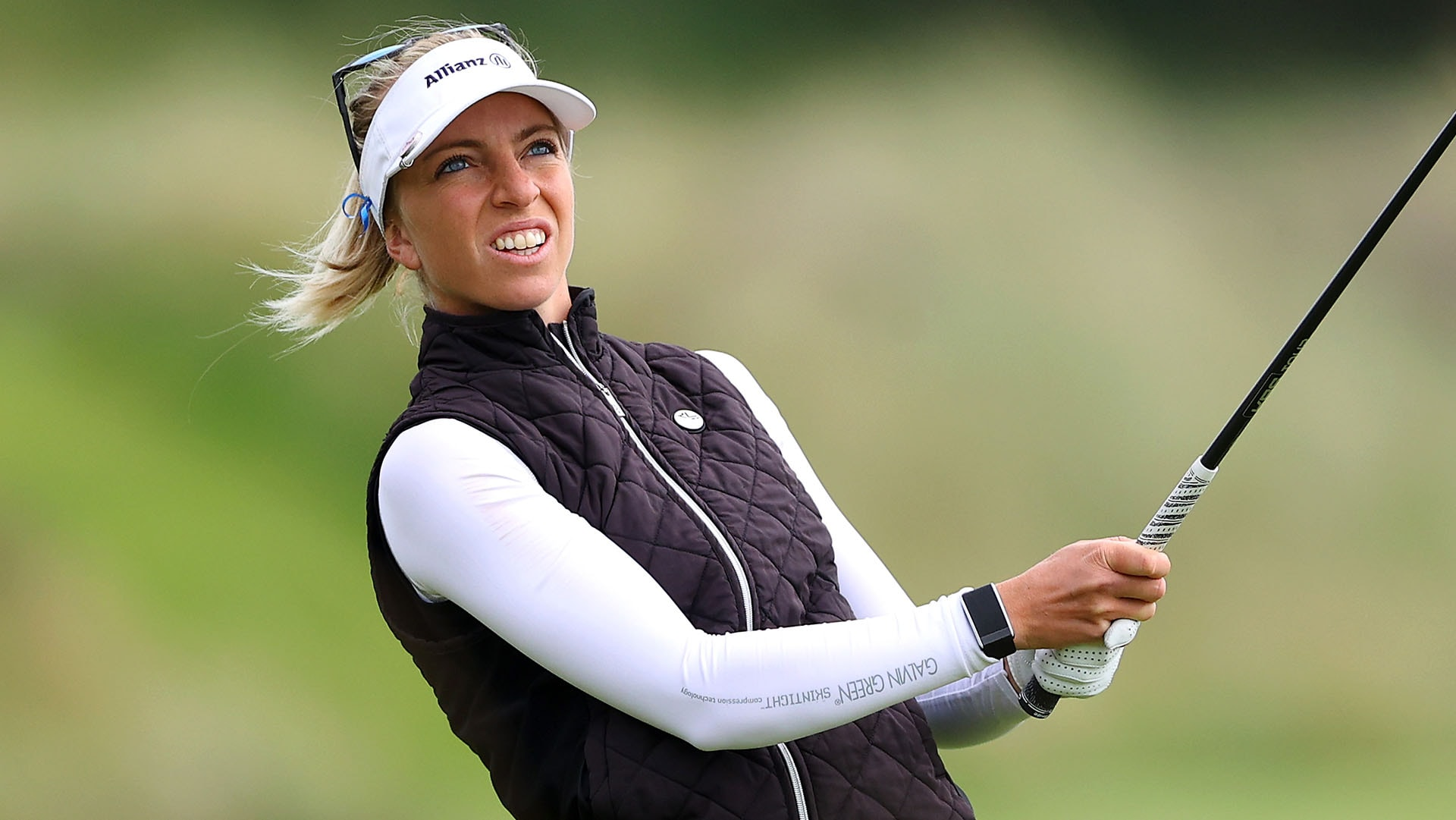 Underdog Sophia Popov leads by 3, looks to make German history at AIG  Women's Open | Golf Channel