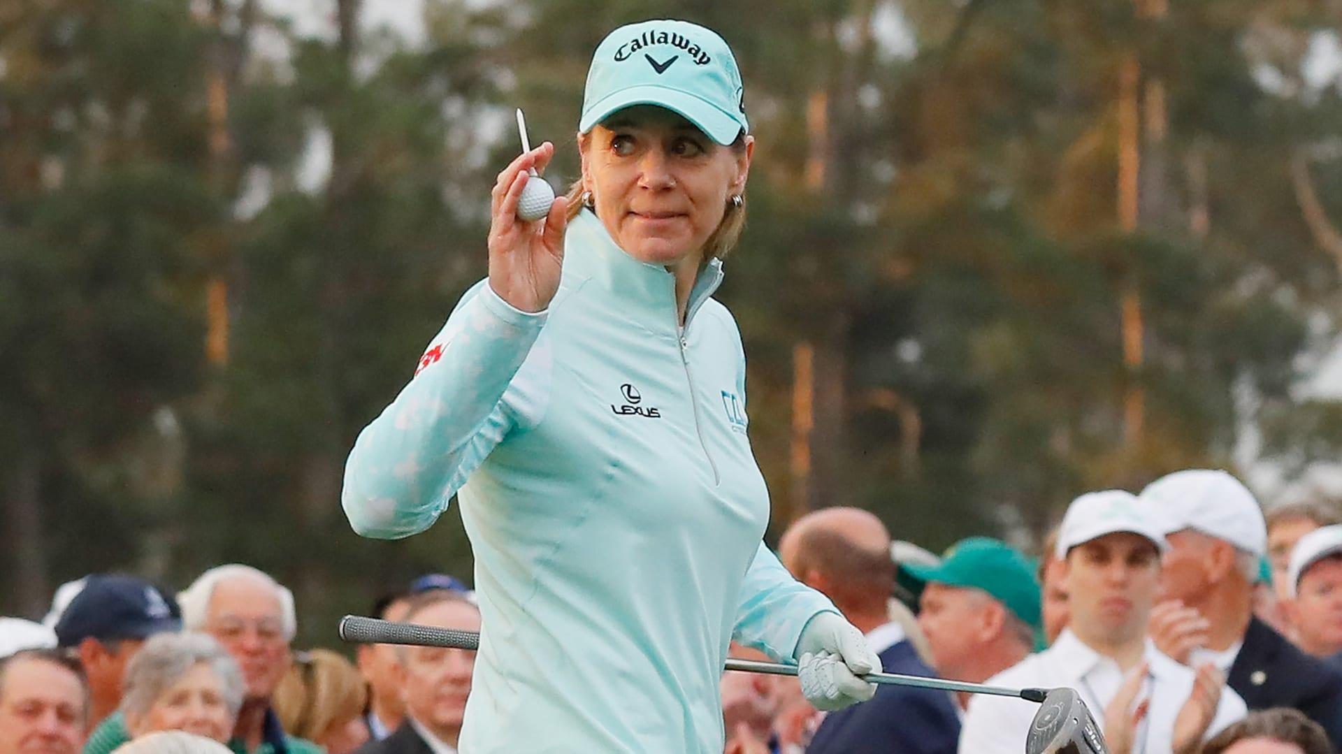 """Résultat de recherche d'images pour """"photos golf Annika Sorenstam"""""""