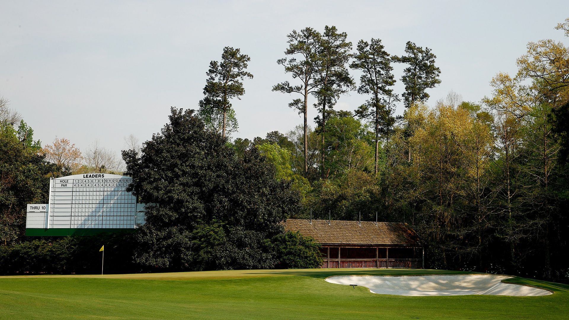 Masters 2021: Friday's weather forecast at Augusta ...