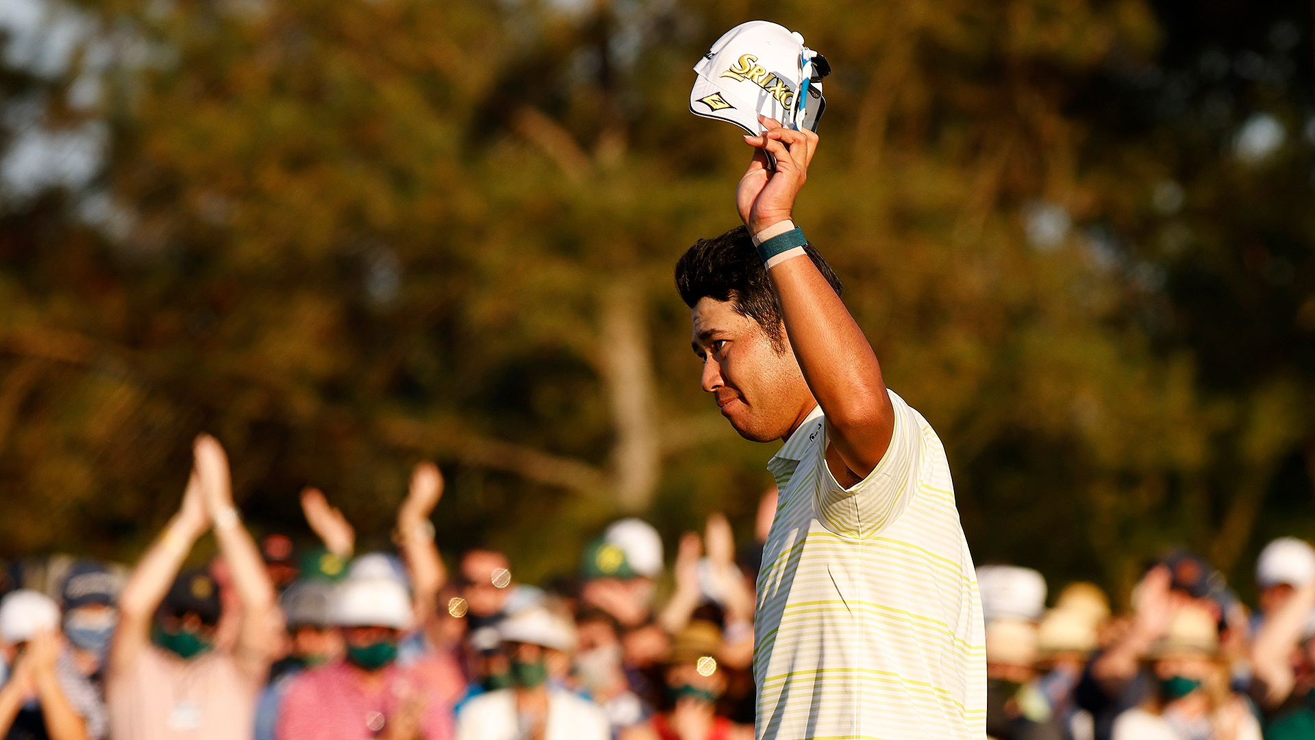 2021. Masters: Hideki Matsuyama becomes the first male Japanese player to win a major