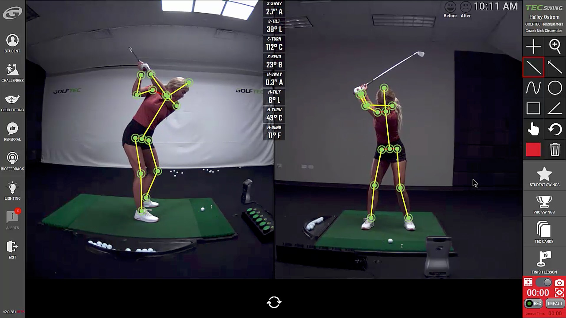 GolfTec unveils OptiMotion, a brand new wi-fi motion-capture expertise