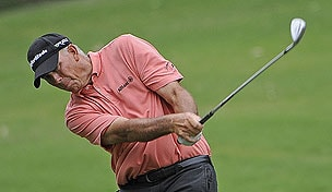 Tom Lehman at the 2012 Regions Tradition