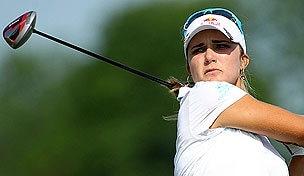 Lexi Thompson at the 2012 U.S. Women's Open