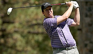J.J. Henry in the 2012 Reno-Tahoe Open final round