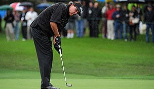Phil Mickelson at the 2013 Farmers Insurance Open