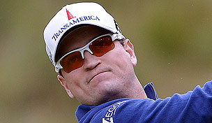 Zach Johnson at the 2013 U.S. Open