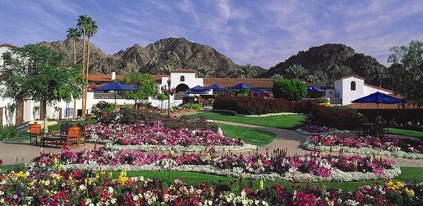 palm springs casino golf course
