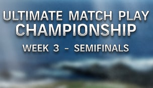 Ultimate Match Play Championship semifinals