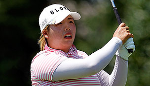 Shanshan Feng at the 2012 Walmart NW Arkansas Championship