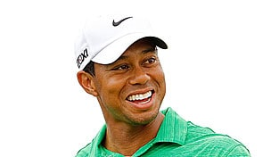 Tiger Woods in the 2012 WGC-Cadillac Championship third round