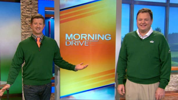 Morning Drive Wear It Better Matt Ginella Charlie Rymer Paula Creamer 020813