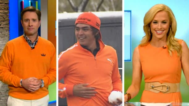 Morning Drive Wear It Better Fashion Segment Gary Williams Rickie Fowler Lauren Thompson 022113