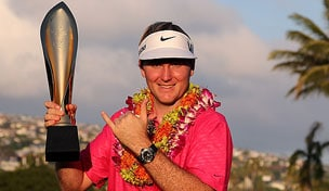 Russell Henley at the 2013 Sony Open in Hawaii