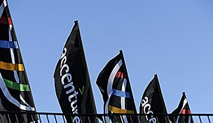 WGC-Accenture Match Play Championship Accenture flags