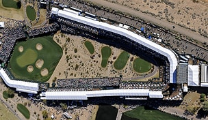 TPC Scottsdale par-3 16th