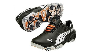Puma Steps up Footwear Game With Biofusion Tour Shoe  5ec966a54a87